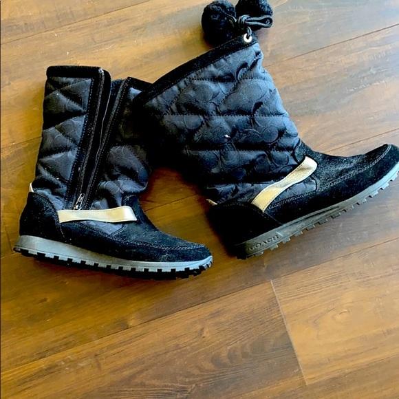 Coach Snowboots